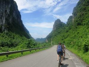 Radtour den Ho Chi Minh-Pfad entlang
