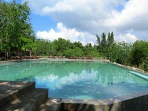 Einer der Pools des Ho Tram Hotels