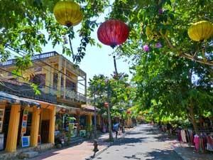 Vietnam mit Kindern: Hoi An