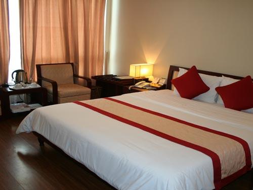 Hue Vietnam: Komfortables Zimmer