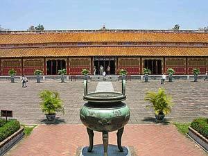 Hue und Hoi An Ausflüge: Imperiale Zitadelle