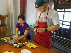 Homestay Vietnam: Gemeinsam Kochen