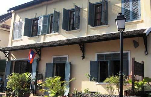 Ihr Hotel in Luang Prabang...