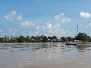 Mekong Flussfahrt in Südvietnam