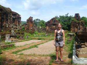Hoi An Ausflüge: My Son Tempelanlage