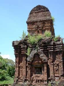 Hoi An Ausflüge: Cham Turm von My Son