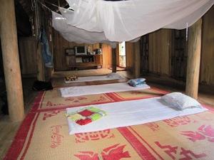 Unterkunft in Mai Chau