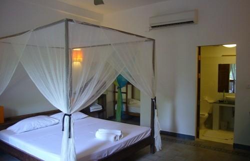 Komfortables Zimmer Kambodscha