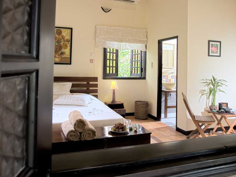 Vietnam Strandurlaub: Zimmer mit viel Liebe zum Detail