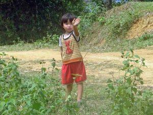 Begegnung im Pu Luong Naturreservat