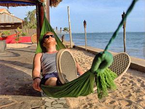 entspannen auf Phu Quoc Island