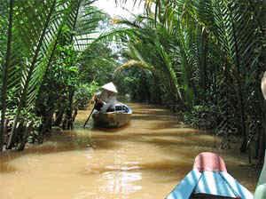 Mekong Delta auf Ihrer Vietnamreise