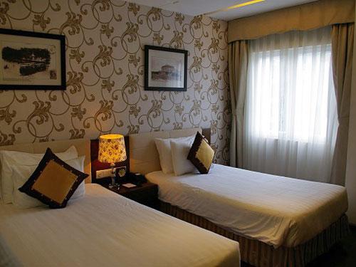 Gemütliche Zimmer in Saigon