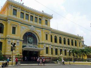 Ho-Chi-Minh-Stadt Postamt