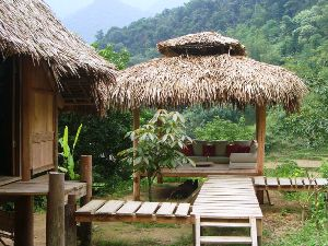 Eco-Lodge in Pu Luong