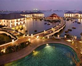 Komfortables Hotel mit Pool