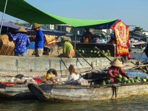 Reise vom Mekong Delta nach Phu Quoc
