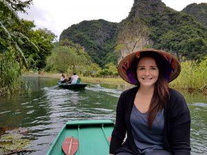 Christina Rambach - Reisespezialistin Vietnam
