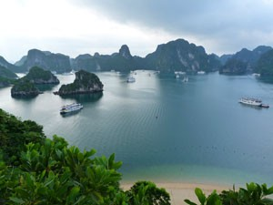Die mystische Halong Bucht auf Ihrer Nordvietnam Reise erleben