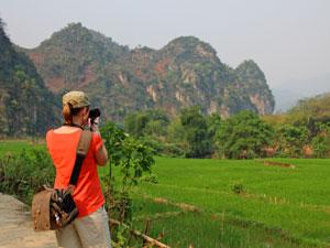 Nordvietnam Reise nach Mai Hich bei Mai Chau