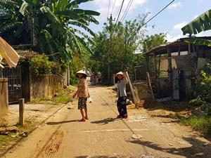 Hue und Hoi An Ausflüge: Landleben
