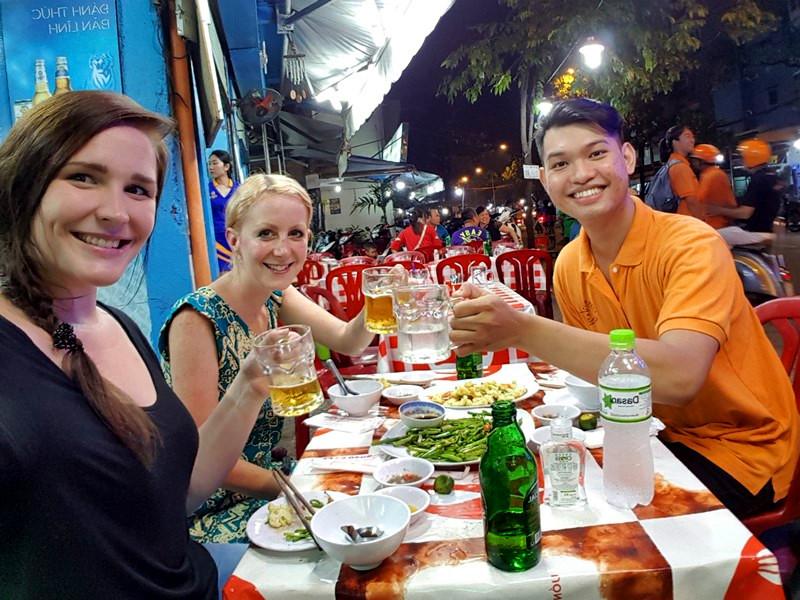 2 Wochen Vietnam Streetfood Saigon
