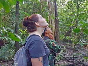 Cat Tien Nationalpark: Trekking mit Guide
