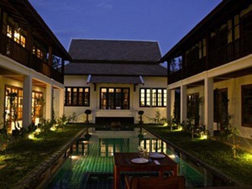 Upgrade-Unterkunft mit Pool in Luang Prabang