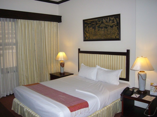 Komfortable Zimmer in Siem Reap
