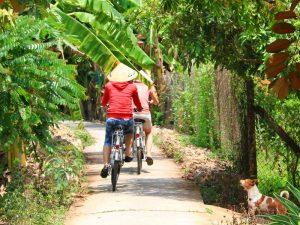 Fahrradtour Mekong Delta