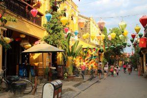 Reiseberichte Vietnam: Spaziergang durch Hoi An