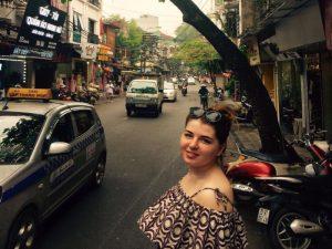 Tessa ten Brinke - Reisespezialistin Vietnam
