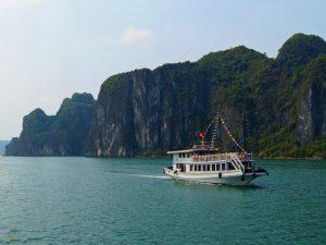Bai Tu Long Bucht bei 2-wöchiger Vietnam Reise