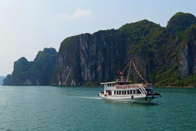 Vietnam Kambodscha Rundreise Bai Tu Long