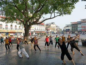 Vietnam Highlights Tai Chi Hanoi