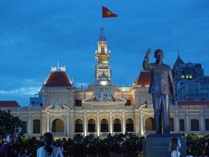 2 Wochen Vietnam Ho Chi Minh Stadt