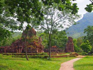 2 Wochen Vietnam: Ausflug nach My Son