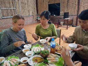 Vietnam Urlaub Besuch Gastfamilie