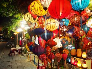 Lampionstadt Hoi An Vietnam Highlights