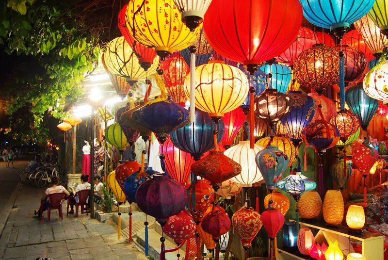 Die Lampionstadt Hoi An