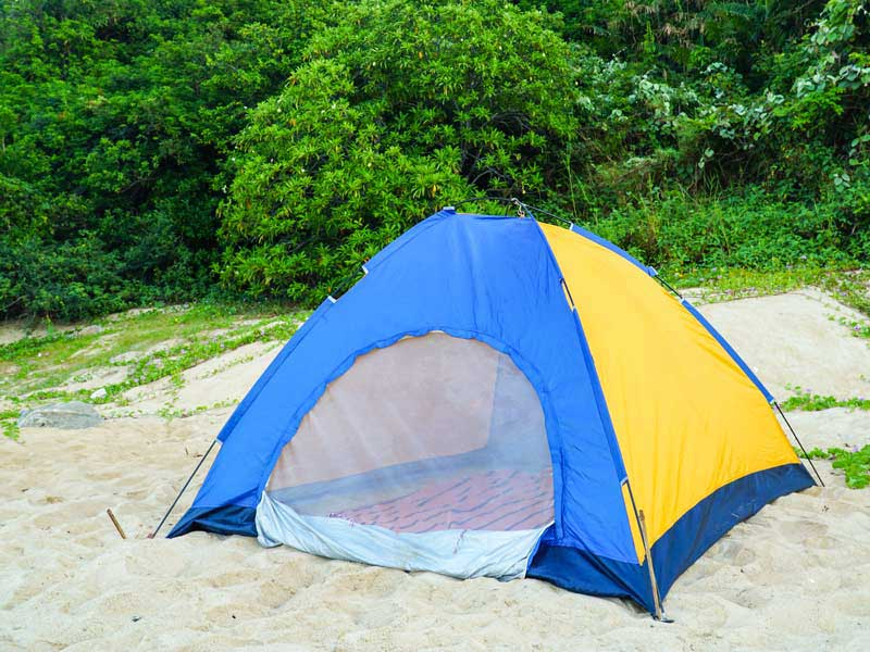 Camping Cham