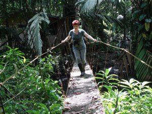 Kunde in Costa Rica
