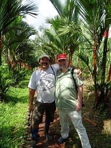 Auf der Farm von Don Rodolfo