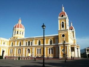 Granada in Nicaragua bei Mittelamerika Rundreise