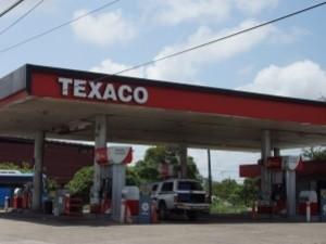 Texaco Tankstelle