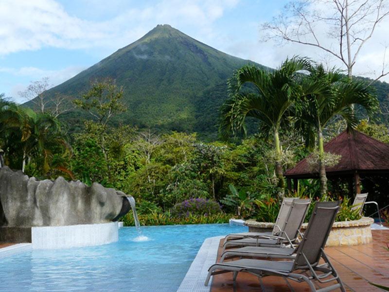 Komfortunterkunft La Fortuna Arenal Costa Rica