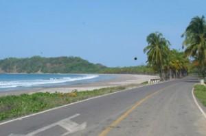Der Strand von Sámara