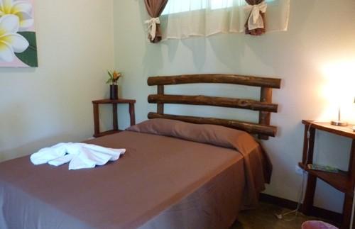 Hotelzimmer beim Carara Nationalpark