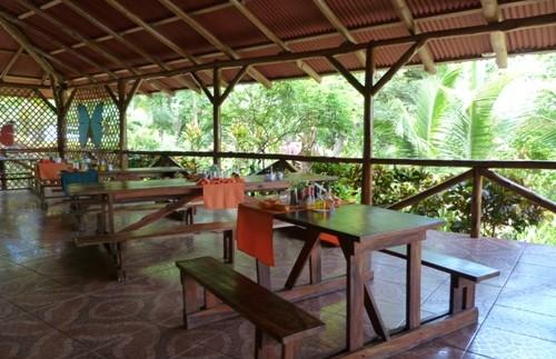 Hotelrestaurant der Standardunterkunft