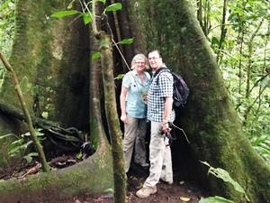 Auf Entdeckungstour im Dschungel in Costa Rica